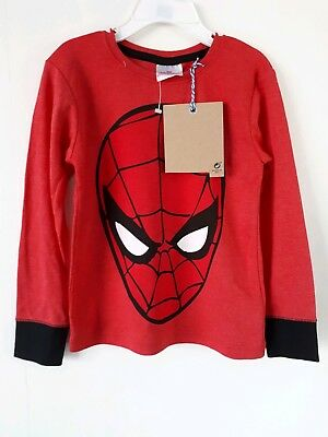 12 Spiderman tops mixed sizes brand new with tags