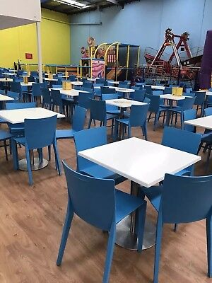 Cafe Chairs x200 Almost new and stackable