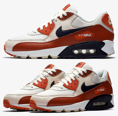 new concept 21c9b 968d4 Nike Air Max 90 Mars Stone Vintage Coral Sneaker Men s Lifestyle Comfy Shoes