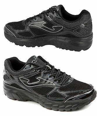 Joma Mesh Shoes Trainers Running Sport Vitaly 821 Total black