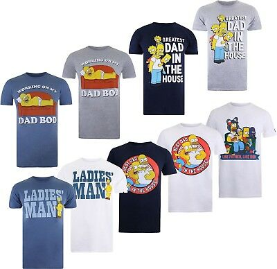 bc348edb The Simpsons - Homer Simpsons - Men's T-Shirt - Funny Gift Idea - Dad