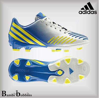 SALE - Adidas P Absolion Boys Girls Football Boots Size Kids 11 13 Adult 2 3 4 5