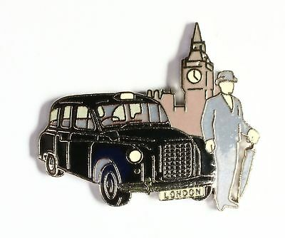 Pin's  Taxi Londre