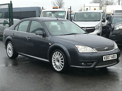 Ford Mondeo St 2.2Tdci 155Bhp Saloon Car In Grey. *heated Seats* *air Con*