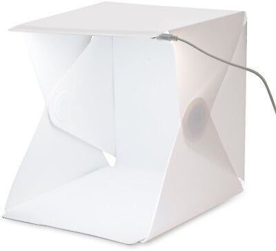 Amzdeal Light Box Photo Studio Tent 40*40cm Light Tent Portable Photo Box Kit