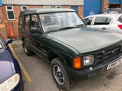 Land Rover discovery 200 tdi 1993