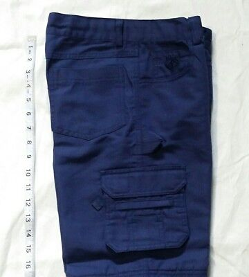 Boy Cub Scouts Switchback Navy Pant Youth 8 Official Uniform Scouting