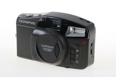 OLYMPUS Superzoom 700 BF - SNr: 7304051