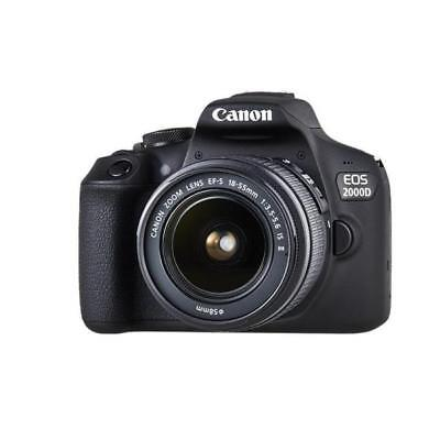 Canon EOS 2000D EF-S 18-55 MM IS 2728C003