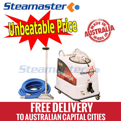 Polivac Terminator carpet steam cleaning machine cleaner equipment