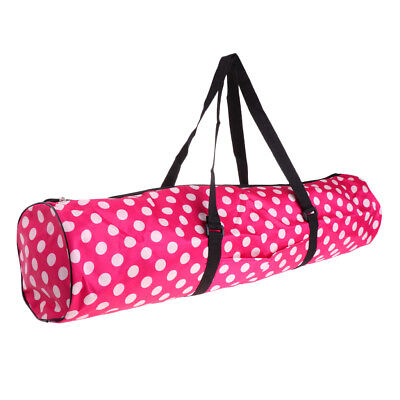 Yoga waterproof Mat Carry Bag with Multi-Functional Storage Practical Pock