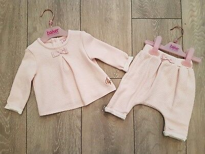 baby girls ted baker outfit age 0-3 months