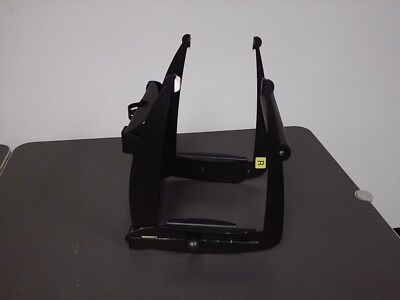 ANTHRO 345BK CPU Desk SideRack Mount for Office Computer Table - USED