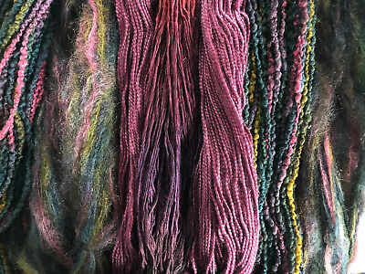 Mountain Colors Yarns-  Warm And Wooly Throw   Ember Colorway