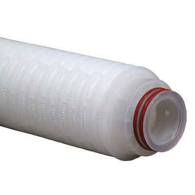"""Neo-Pure PES 20"""" 0.2 Micron Water Grade Membrane w/222 Flat, Silicone Gasket"""