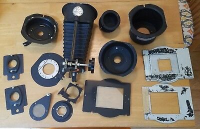 OMEGA Enlarger Accessory Lot  D Series D2  all shown