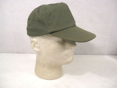 post-Vietnam US Army OG-507 Hot Weather Field or Baseball Cap - Size 7 1/4