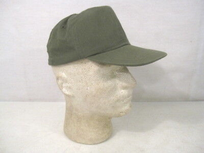post-Vietnam US Army OG-507 Hot Weather Field or Baseball Cap - Size 7 3/4