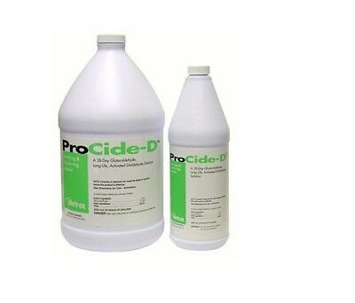 Metrex Procide-D 28 Day Instrument Disinfectant 1 to 4 Gallon Kerr Totalcare FDA