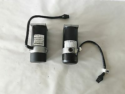 2 Wheelchair / Mobility Scooter Motors-1 DC Motor (EC Serials) and 1 Yang Jing