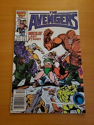 The Avengers #274 ~ NEAR MINT NM ~ (1986, Marvel Comics)