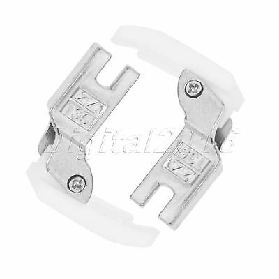 Sewing Machines Feet Plastic 2Pcs For Industrial Single Needle Sewing Machine