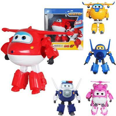 DHL|Super Wings Superwings Transforming Flugzeug Dizzy Jerome Paul Donnie Jett
