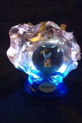 Disney Little Mermaid A Broadway Musical Collection Snow Globe