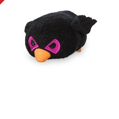 DISNEY STORE SLEEPING BEAUTY'S DIABLO MINI TSUM TSUM Limited Edition WITH TAGS