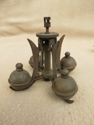 Antique Vintage Torsion Anniversary Clock Pendulum Lot 1