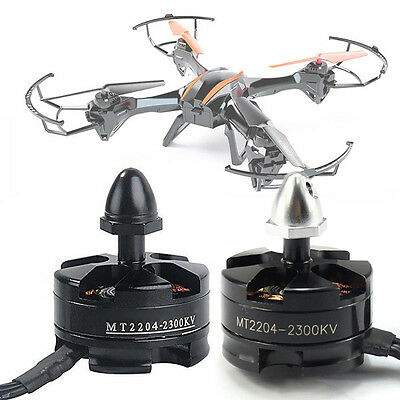 Emax MT2204 II 2300KV Cooling Motor CW & CCW For 250 280 Drone Quadcopter ~