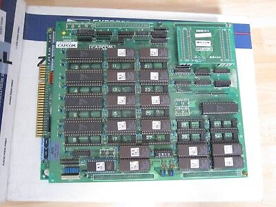 Capcom Willow Jamma Platine PCB Original