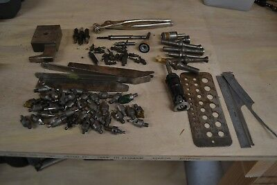 Various lot of Aviation Mechanic tools and bits, Used in good shape.