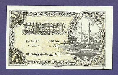 [AN] Syria 10 Piastres 1942 P56 Very Rare in UNC