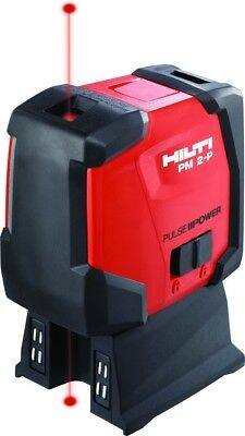 HILTI POINT LASER PM 2-P (New, in original packaging, never used)