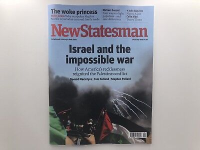 New Statesman Magazine 18-24 May 2018 - NEW