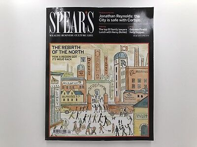 Spear's Magazine No. 62 - May/June 2018 - NEW