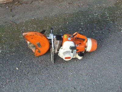Sthil Saw TS 350 Super     Good working order little use