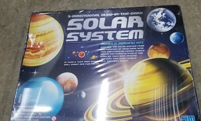 Toys & Hobbies Science & Nature Solar System Mobile Making