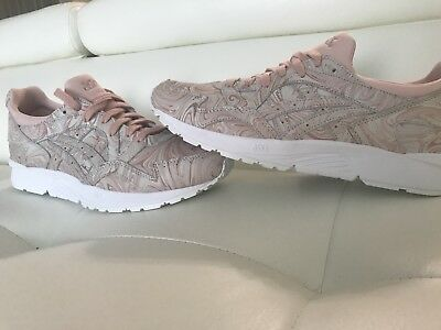 Details about 35 Asics Gel Lyte V 5 Mens Pink White Sumi