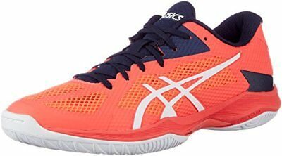 ASICS Volleyball Shoes V-SWIFT FF Flash Coral / White 27.5 cm US 9.5 New