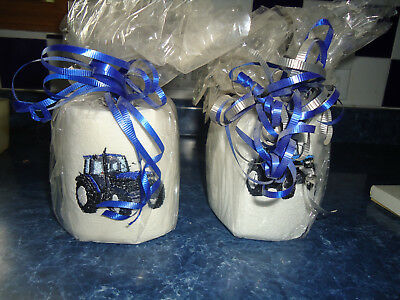 2 Rolls Of New Holland Tractor Toilet Paper