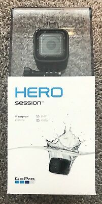New Gopro Hero Session Hd Waterproof Action Camera Chdhs-102