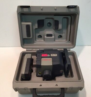 Porter Cable Robotoolz RT-3620-2 Laser Rotating With Detector In Case
