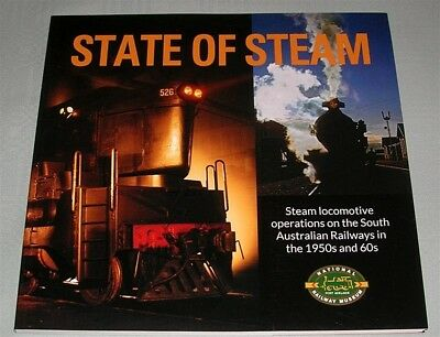 State of Steam, SAR in the 1950s-60s, SC book, Special SALE price
