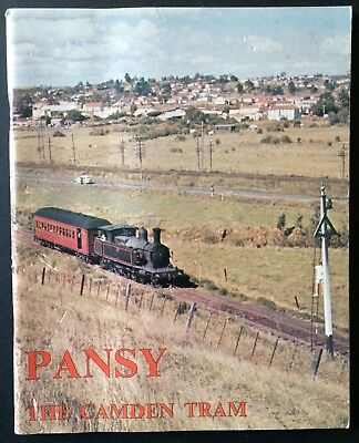 Book - Pansy The Camden Tram - 72 pages, March 1982