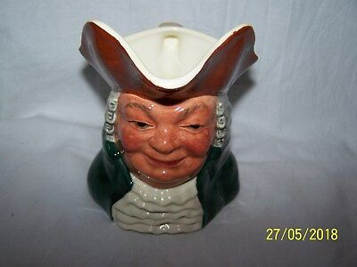 Toby Character Jug hand painted Kelsboro Ware The Squire ~ 10.5cms
