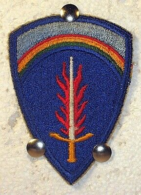 US Army Europe (USAREUR) Full Color Patch Insignia Version 2