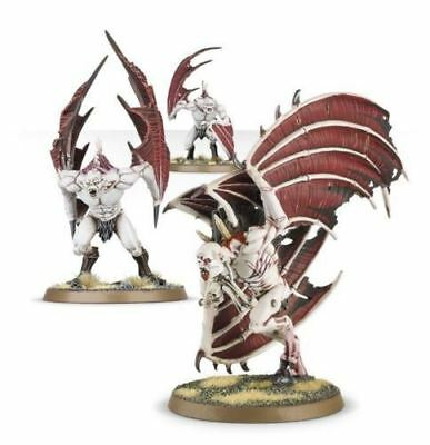 warhammer age of sigmar Flesh-eater Courts Crypt Horrors X3 new on sprue