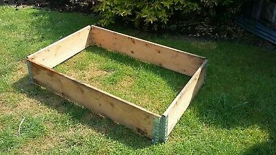 Euro Pallet Collar 800 x 1200 ideal for raised beds or allotments...foldable